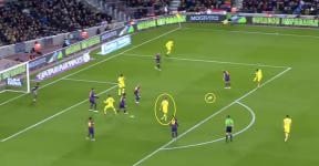 Goal vs Barca (1:3)