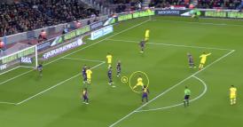 Goal vs Barca (2:3)